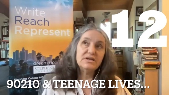 12 90210 & Teenage Lives from Worry and Wonder | The Courier Thirteen Podcast [Video]