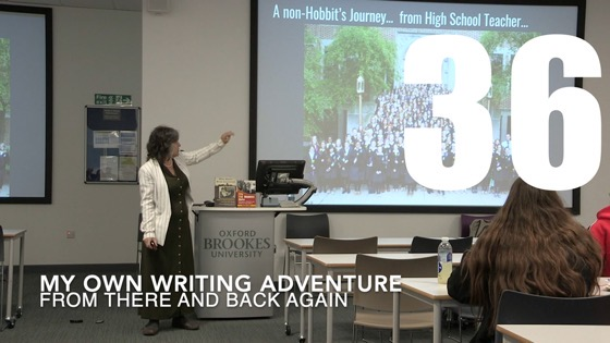 36 My Own Writing Adventure from There And Back Again: Writing and Developing for American TV [Video]