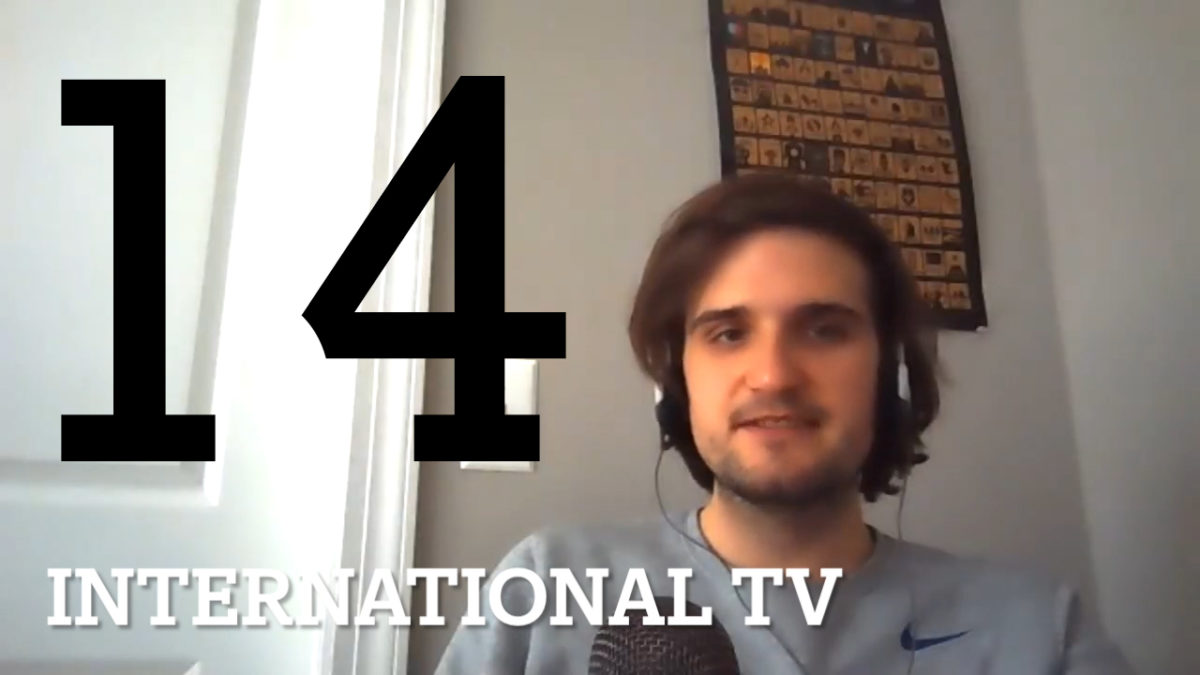 14 International TV from Worry and Wonder | The Courier Thirteen Podcast [Video]