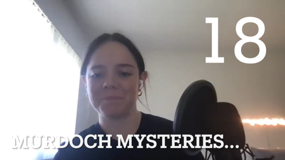 18 Murdoch Mysteries from Worry and Wonder | The Courier Thirteen Podcast [Video]