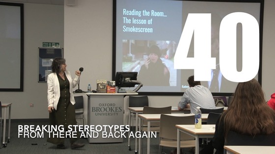 40 Breaking Stereotypes from There And Back Again: Writing and Developing for American TV [Video]