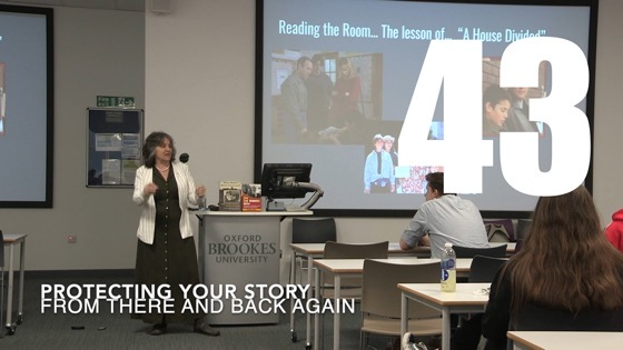 43 Protecting Your Story from There And Back Again: Writing and Developing for American TV [Video]