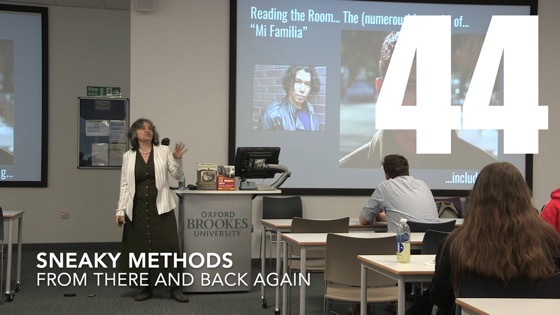 44 Sneaky Methods from There And Back Again: Writing and Developing for American TV [Video]
