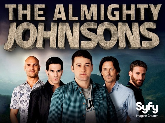 All About The Almighty Johnsons with the Fake Geek Girls Podcast - Episode 165