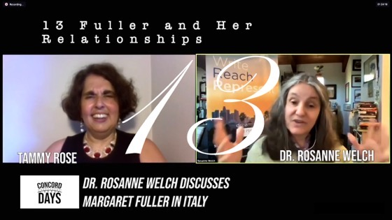 13 Fuller and Her Relationships from Concord Days: Margaret Fuller in Italy [Video]
