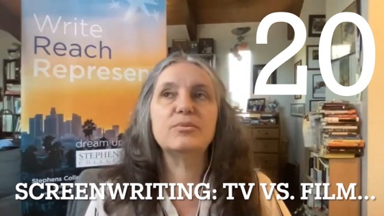 20 Screenwriting: Television Vs. Film from Worry and Wonder | The Courier Thirteen Podcast [Video]