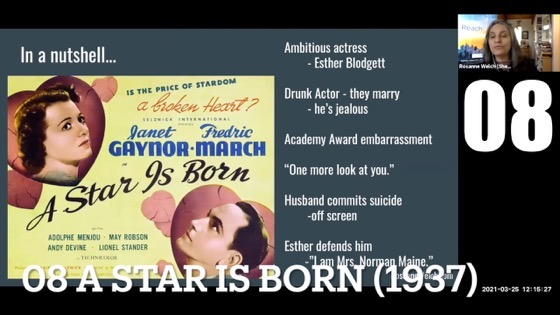 08 A Star Is Born (1937) from